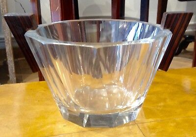 Marcel Goupy Style, Ice bowl. Art Deco