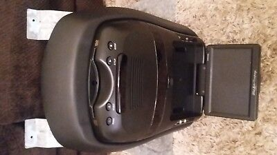2002 -2005 Ford Explorer Oem Overhead  Audiovox Dvd Player