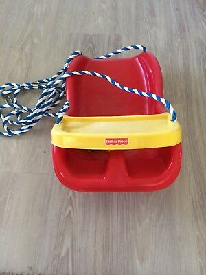 Fisher Price outdoor baby swing
