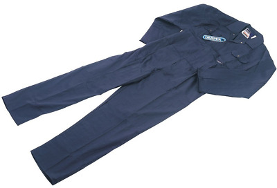 Draper 63980 Extra Large Blue Boiler Suit (Extra Large, 50-54 Inches)