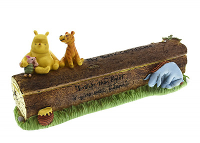 Disney Classic Pooh Heritage Birth Certificate Holder