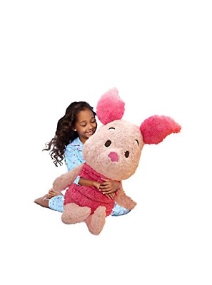 Disney Piglet Soft Toy From Winnie the Pooh XXXXL Mega Large Plush 77.05 cm