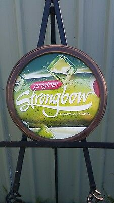 Strongbow cidar sign