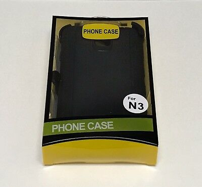 For Samsung Galaxy Note 3 Case Cover (Belt Clip fits Otterbox Defender series)