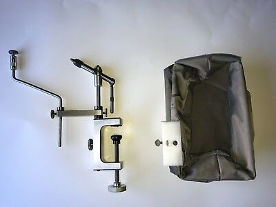 Dyna King Prince Fly Tying Vise, Excellent