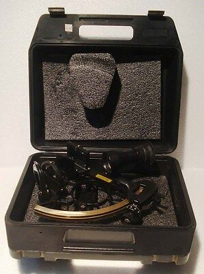 CASSENS & PLATH Marine Sextant - No. 36227  -  Made in GERMANY