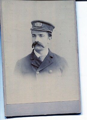 Old CDV Photo Sailor? Late 1800's or Early 1900s