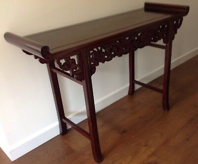 Vintage Chinese Alter Table,