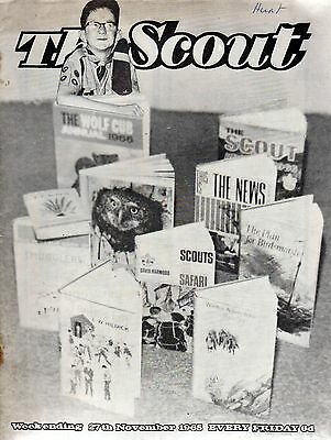27 NOVEMBER 1965 Vintage Magazine The Scout 48121