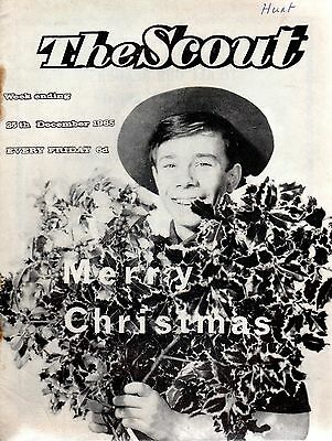 25 DECEMBER 1965 Vintage Magazine The Scout 48521