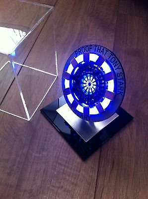 Iron Man ARC REACTOR MK1 Replica Costume Prop for Cosplay.