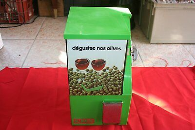 distributeur cacahouette olive olimatic