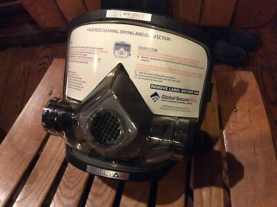 NEW Global Secure Safety ( CAIRNSAIR ) Respirator Facepiece Assembly #3200027-01