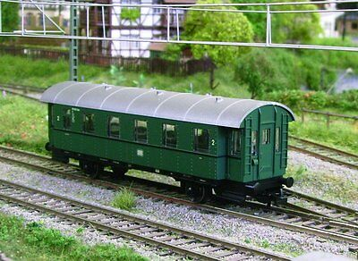 Half Price !! ~ Piko Ho Scale Db Passenger Car - Scale 1/87 Model