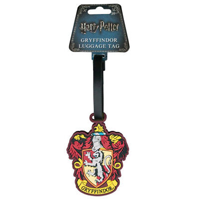 Harry Potter - Gryffindor Luggage Tag NEW