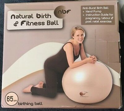 Pregnancy, Birth and Fitness Ball upto 65cm