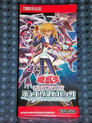 NEW YuGiOh! 遊戯王 OCG Duelist Pack Legend Duelist Edition Booster Box JAPAN F/S