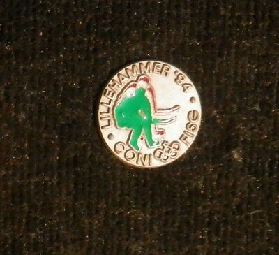 HOCKEY PIn ITALY FEDERATION  TEAM FOR  OLYMPIC WINTERGAMES 1994 LILLEHAMMER