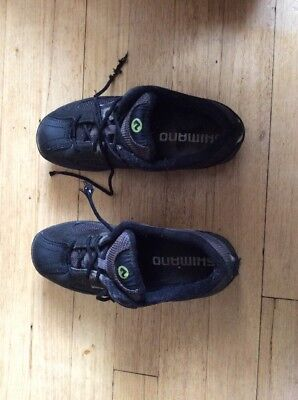 Shimano MT20D SPD Touring MTB cycling shoes Size40 EU