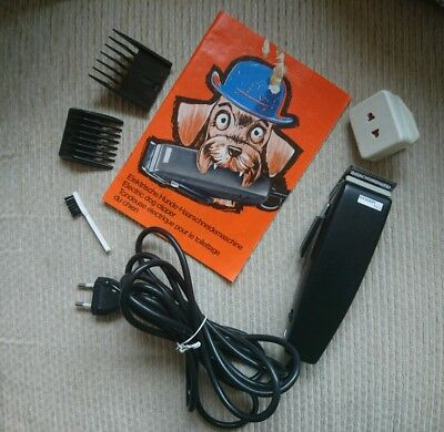 Moser Rex pet clippers