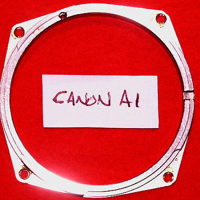 Lens Mount Ring from a Canon A1 or AE1 SLR.  Maybe fits other Canons