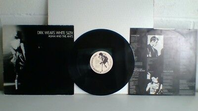 "Adam And The Ants - ""Dirk Wears White Sox"" Vinyl LP"