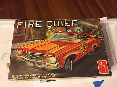 Amt Fire Cheif 70 Impala