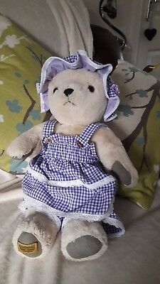 Merrythought teddy bear