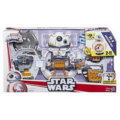 NEW    Star Wars Galactic Heroes Bb-8 Adventure Base
