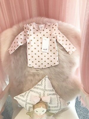 Seed Baby Girl BNWT Top