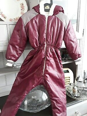 vintage child's snow suit