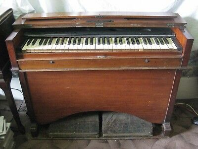 Antique Victorian Jones & Company, Bristol Harmonium Pump Organ 1858 - 1898