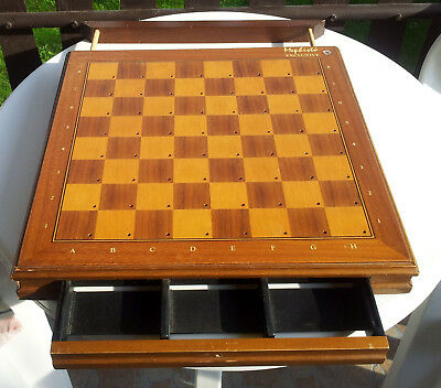 Mephisto Exclusive Chess Computer Board without Module set, not working.