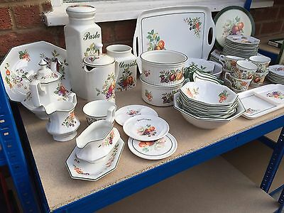 Johnson Brothers Fresh Fruit China Collection