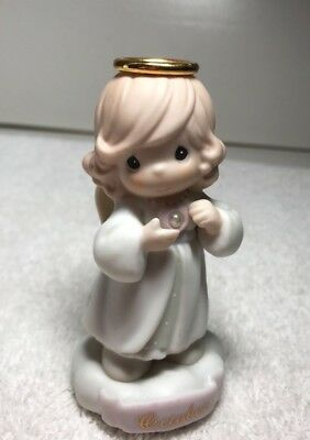 "Precious Moments 1996  ""october"" Figurine 261262"