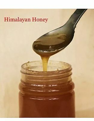 Wild Honey (100 Gram) From 3500M To 4000M High Altitude (Himalayan Region Nepal)