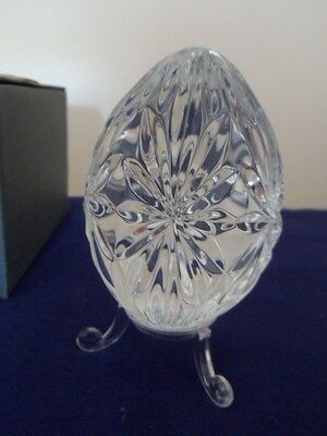 Waterford Crystal sixth edition egg