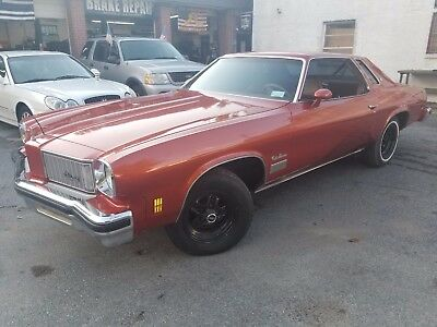 1975 Oldsmobile Cutlass Supreme 1975 Oldsmobile Cutlass Supreme