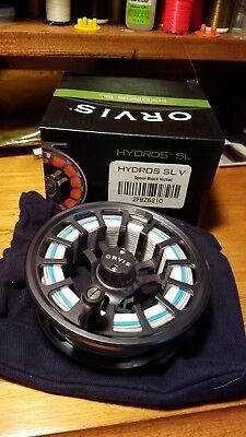 Orvis Hydros SL Spool V with 9wt Intermediate Line