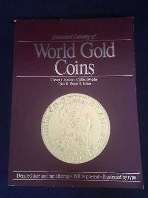 Standard Catalog of World Gold Coins Krause