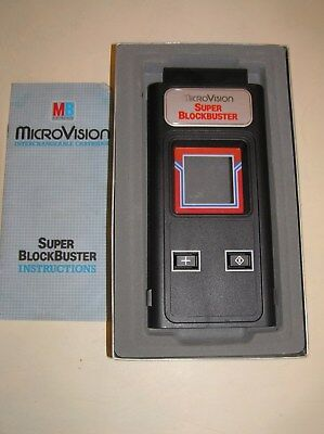 Microvision Super Blockbuster Interchangeable Cartridge