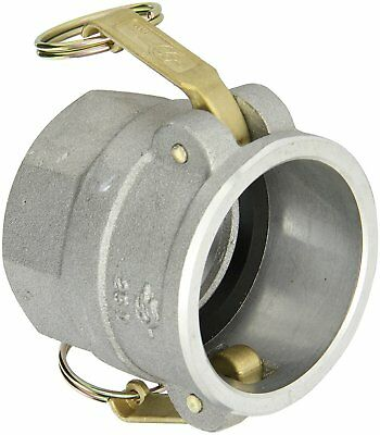 PT Coupling Basic Standard Series 25D Aluminum Cam and Groove Hose Fitting, HB x