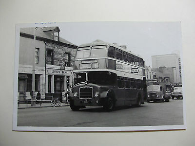 ENG157 - UNITED AUTOMOBILE BUS SERVICE - BUS Photo to DARLINGTON