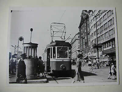CZE226 - BRNO CITY TRAMWAY - TRAM PHOTO Czech Republic