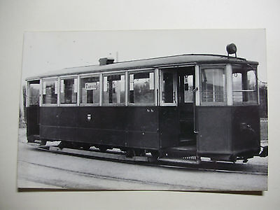 CZE143 - BRNO CITY TRAMWAYS TRAM PHOTO Czechoslovakia Czech Republic