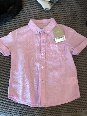 Boys Next Shirt 9-12 Months