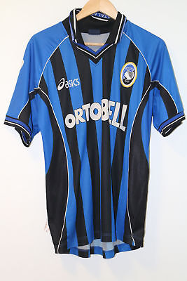 Atalanta B.C 2000-2001 Shirt Asics Medium