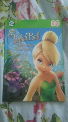 Tinkerbell tag book leapfrog