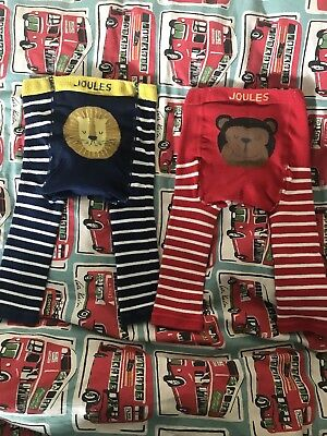 Joules Boys Lively Leggings 1-2 years