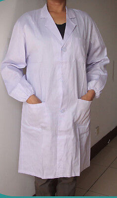 Lab Coat (Coats) /Doctor Uniform / Dress-up / Cosplay, White Unisex, 190cm, Mel